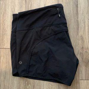 """🍋 Lululemon 4"""" speed shorts"""
